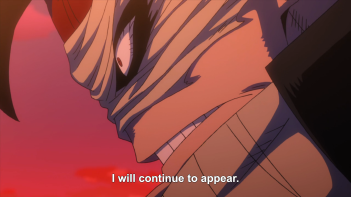 """stain says """"i will continue to appear"""""""