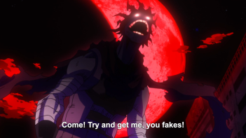 stain looking like a zombie 2