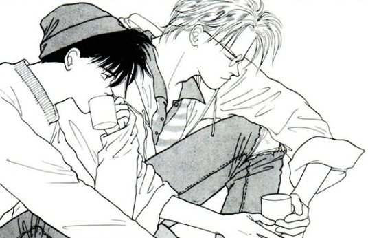 ash and eiji