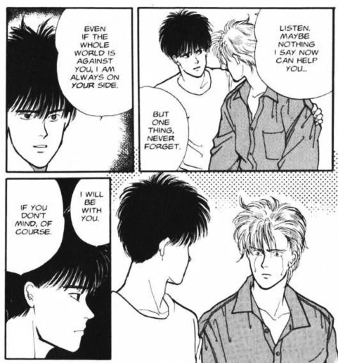 ill always be with you ash eiji