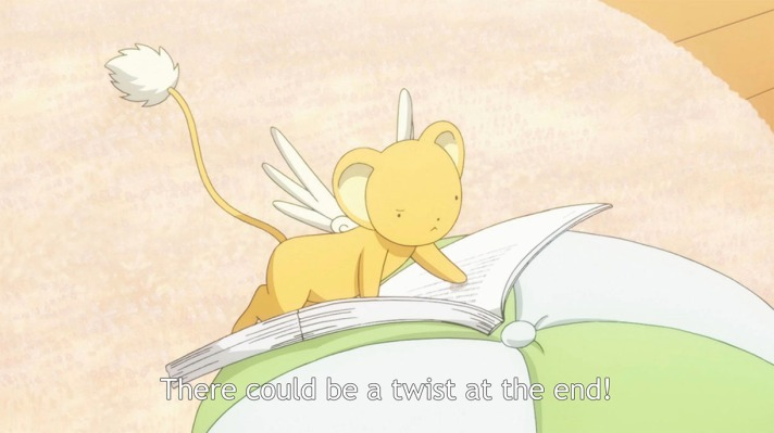 kero says there could be a twist at the end