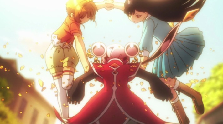 sakura and meilin vs struggle