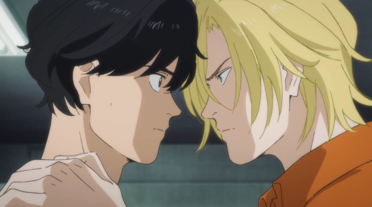 ash and eiji patners in crime look