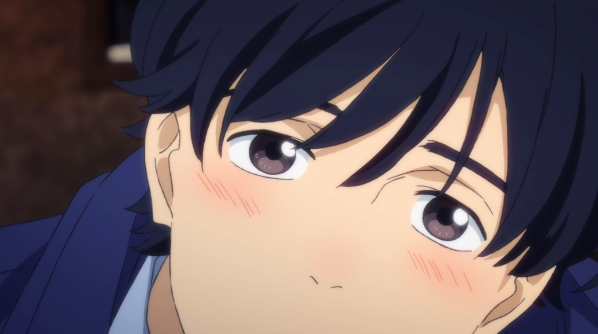 eiji giving ash the softest look
