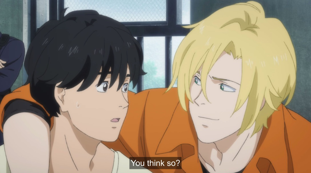 eiji says you think so