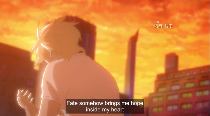 fate brings hope inside my heart