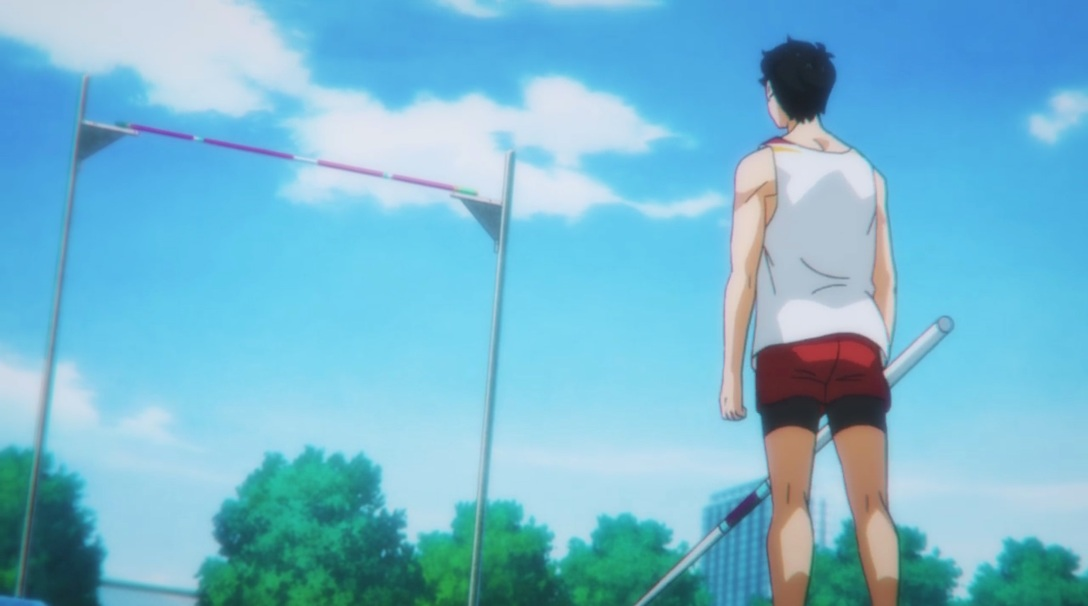 eiji looking at the obstacle