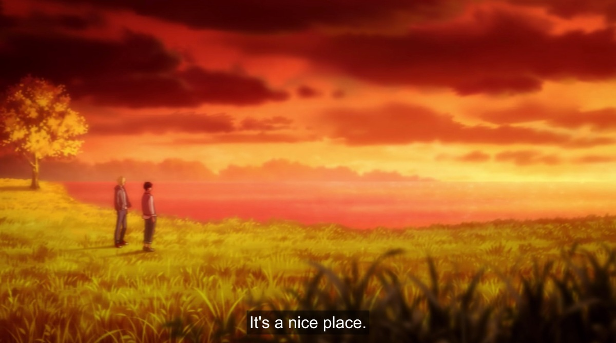 eiji says it's a nice place