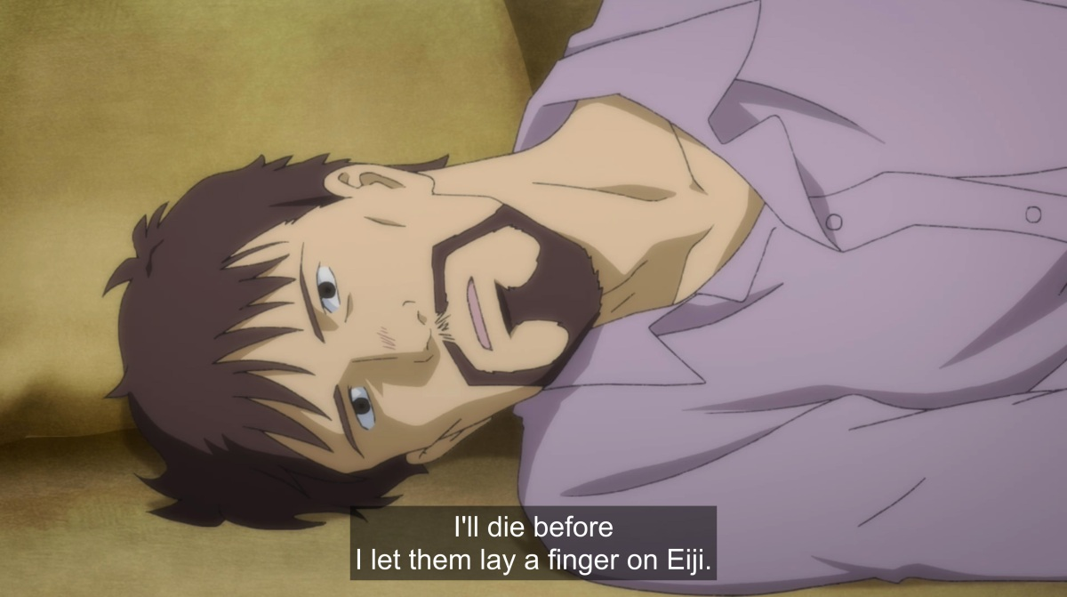 shorter says ill die before i let them touch eiji