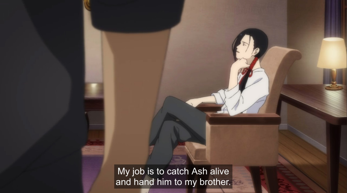 yausi says his jobs is capturing ash and delivering him to his brother