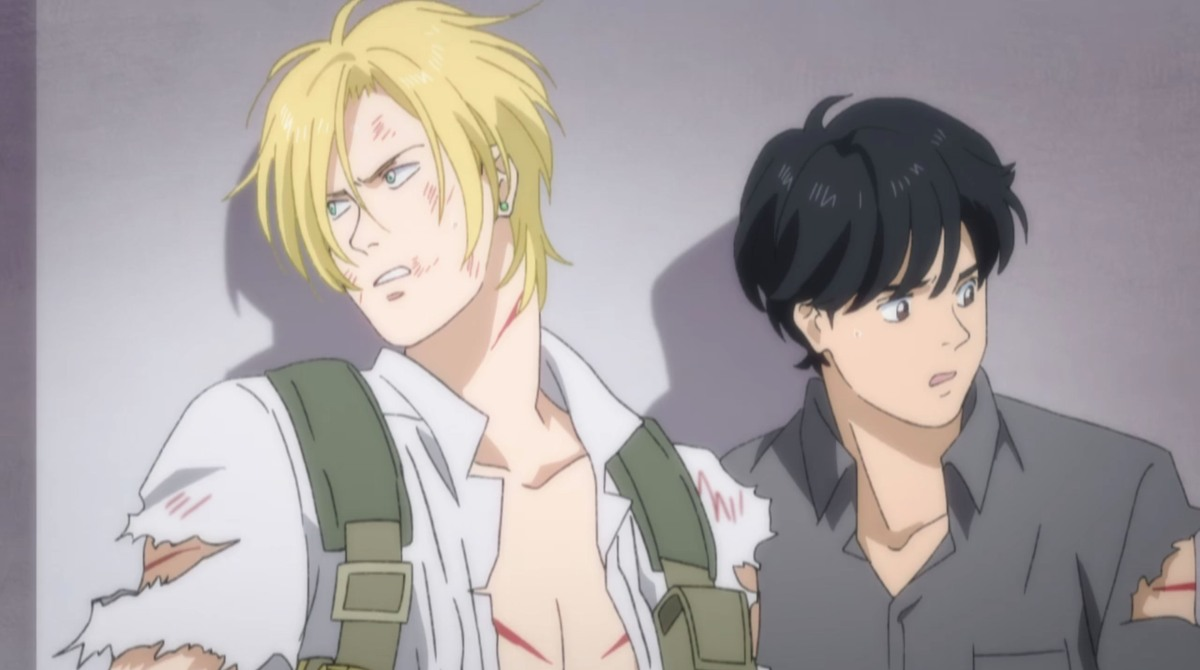 Banana Fish #10: Babylon Revisited