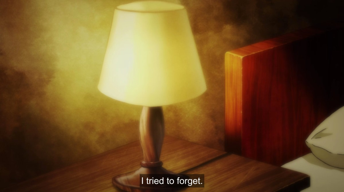 ash says i tried to forget