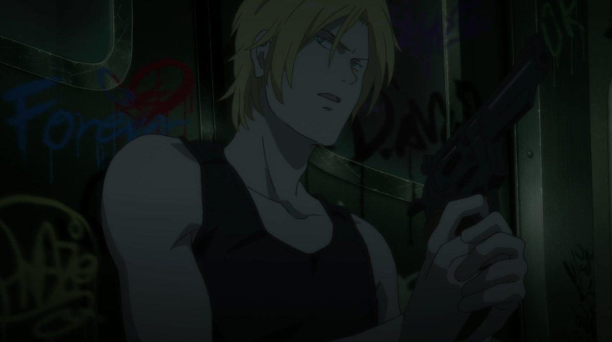 ash with the forever grafitti