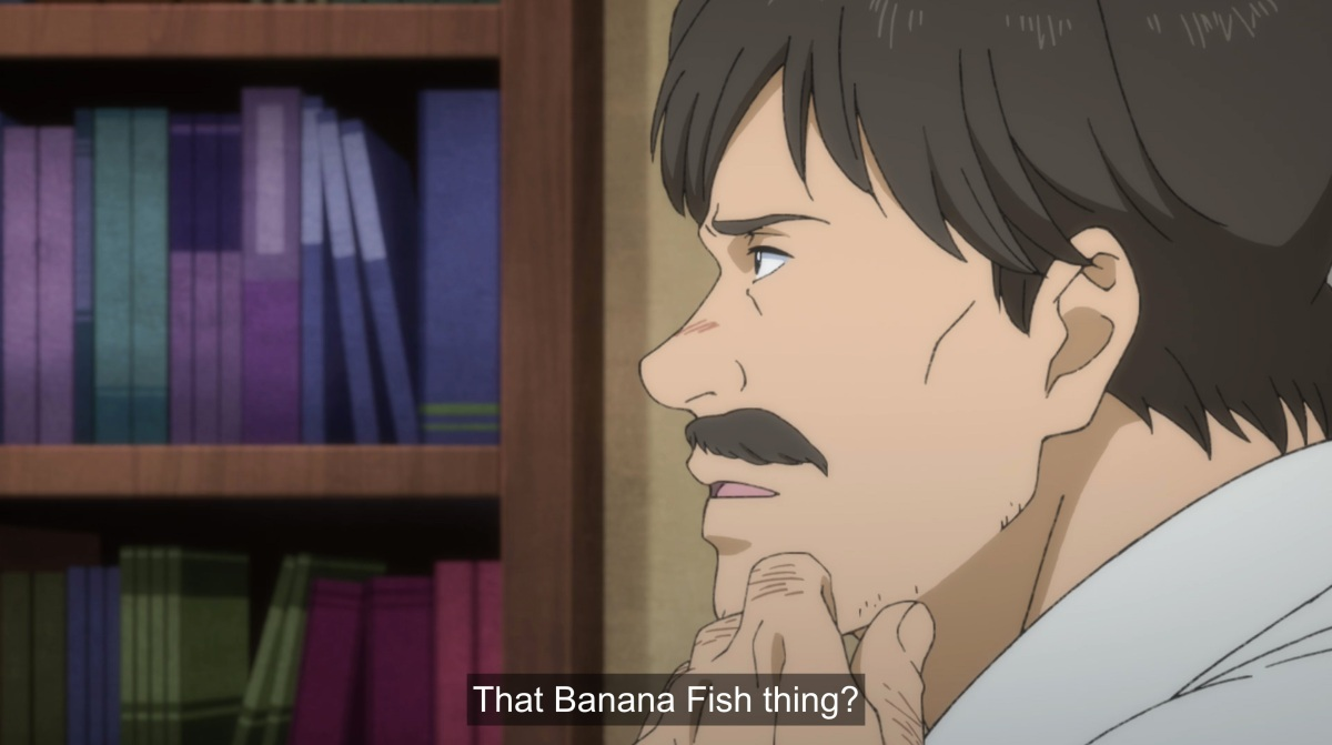 banana fish thing uh