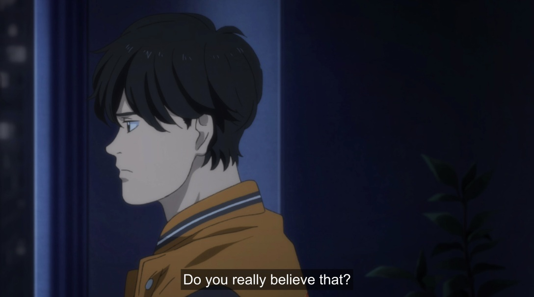 eiji thinks do you really believe that
