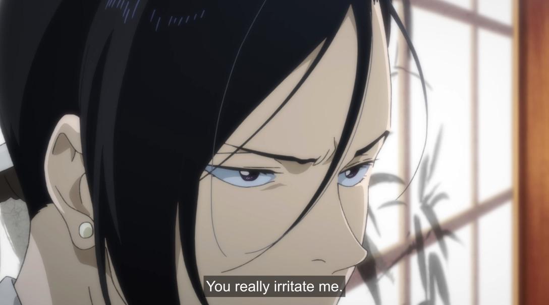 yausi says you really irritate me