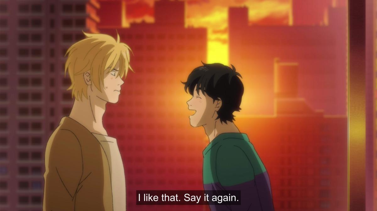 eiji says i like that say it again