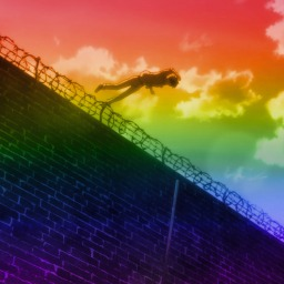 Finding the rainbow–or every Ash & Eiji scene with gay ass lighting