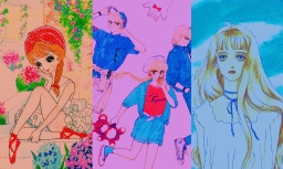 Art style & fashion in shojo manga: a brief look