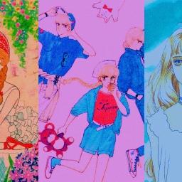Art style & fashion in shojo manga: a brief look