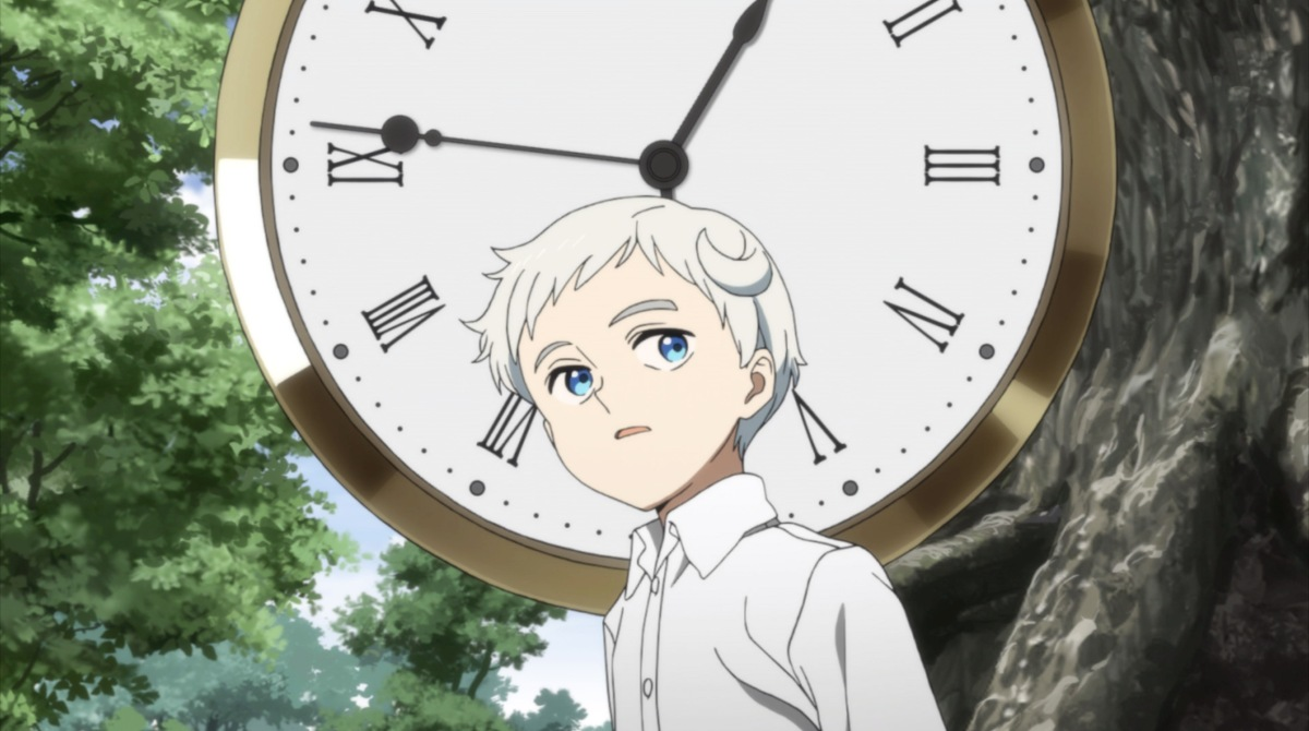 Time, Innocence & Illusions in The Promised Neverland