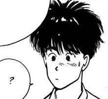manga eiji blushing