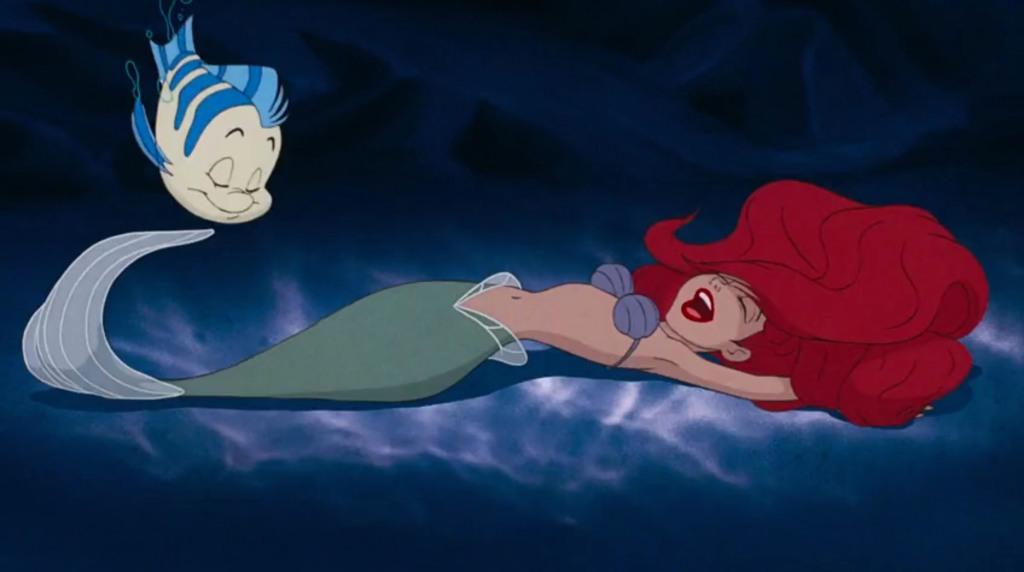 Ariel evil ladies