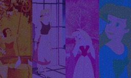 Beauty in Disney's Classic Princesses (& The Little Mermaid)