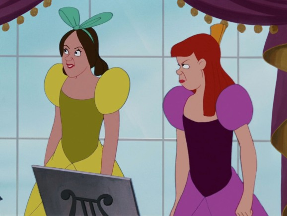 the stepsisters