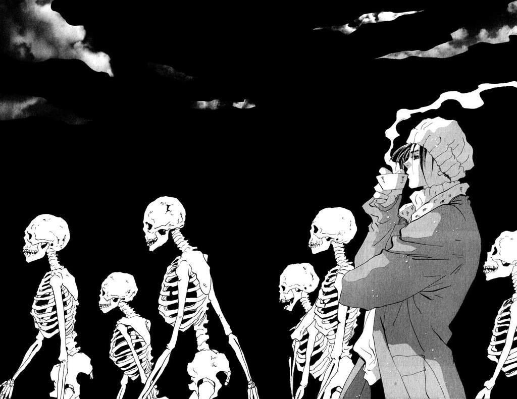 7 seeds manga panel